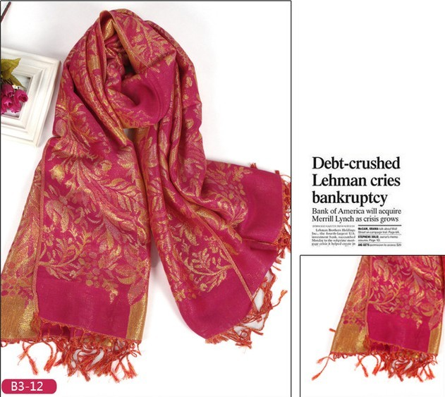 2014 Cheap pashmina scarf wholesale in Canada
